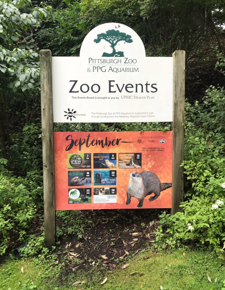 Pittsburgh Zoo Events