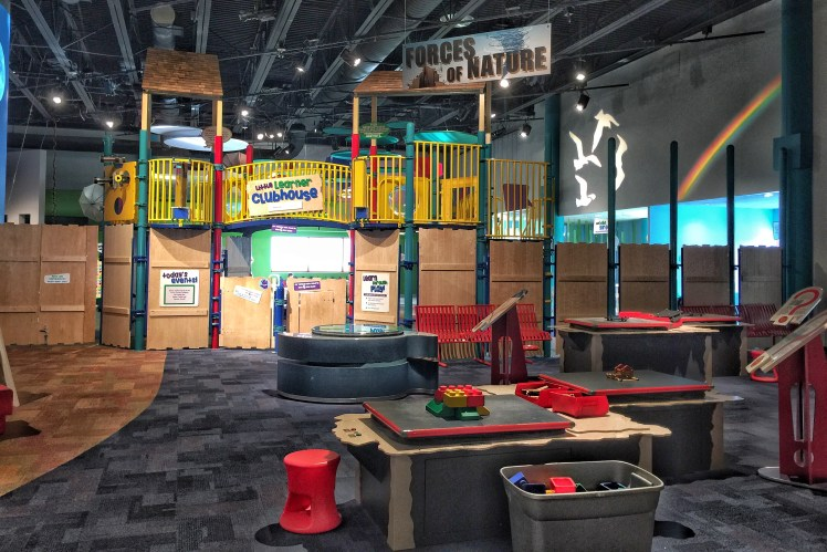 Carnegie science center little learners clubhouse