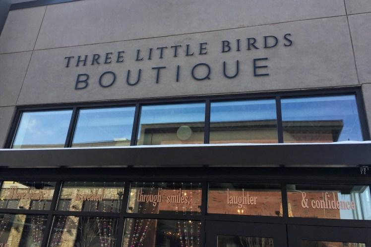 Girls Weekend in Hershey Shopping Three Little Birds Toddling Traveler