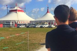 Sarasota with kids circus Sarasota