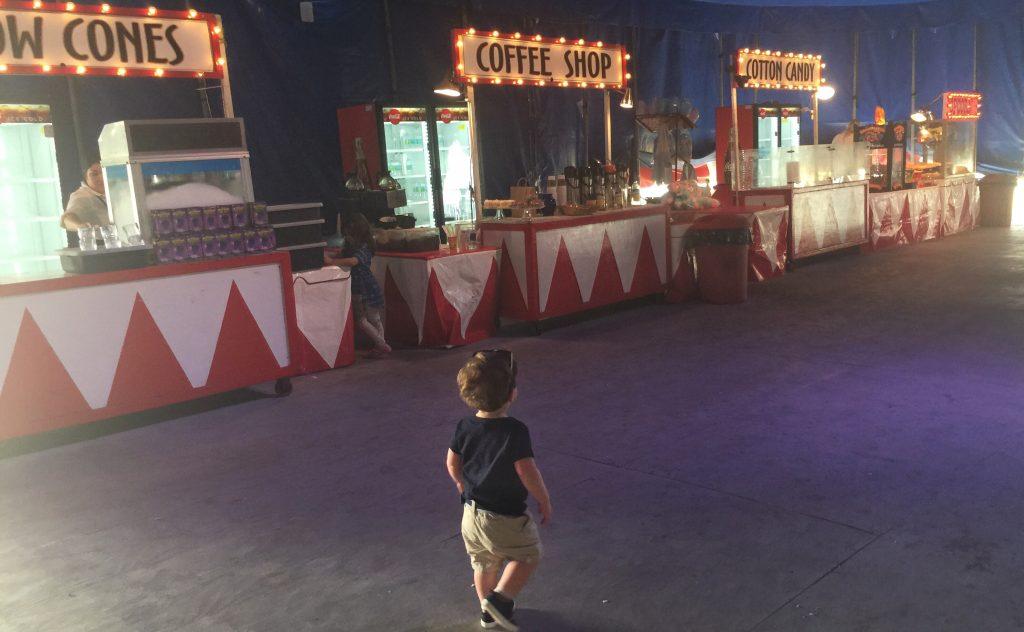 Things to do in Sarasota Circus Toddling Traveler