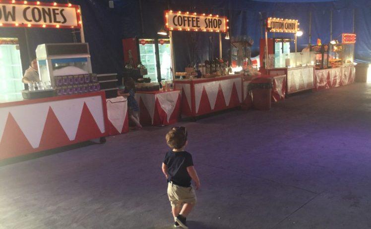 Circus Sarasota Concessions