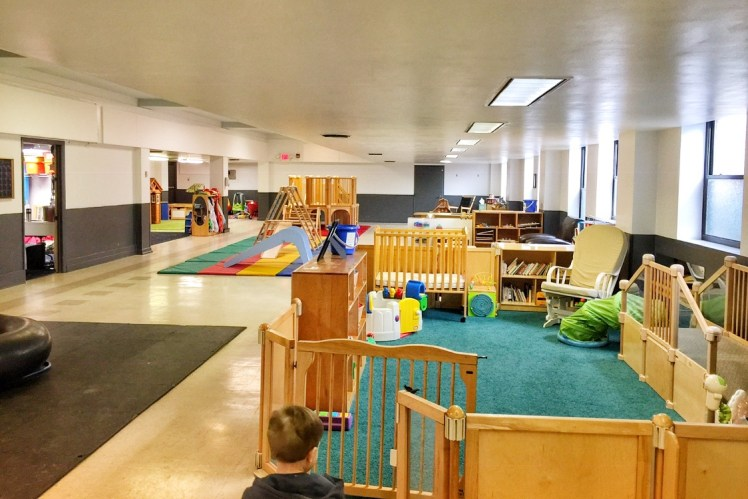 Indoor play place Pittsburgh toy lending library