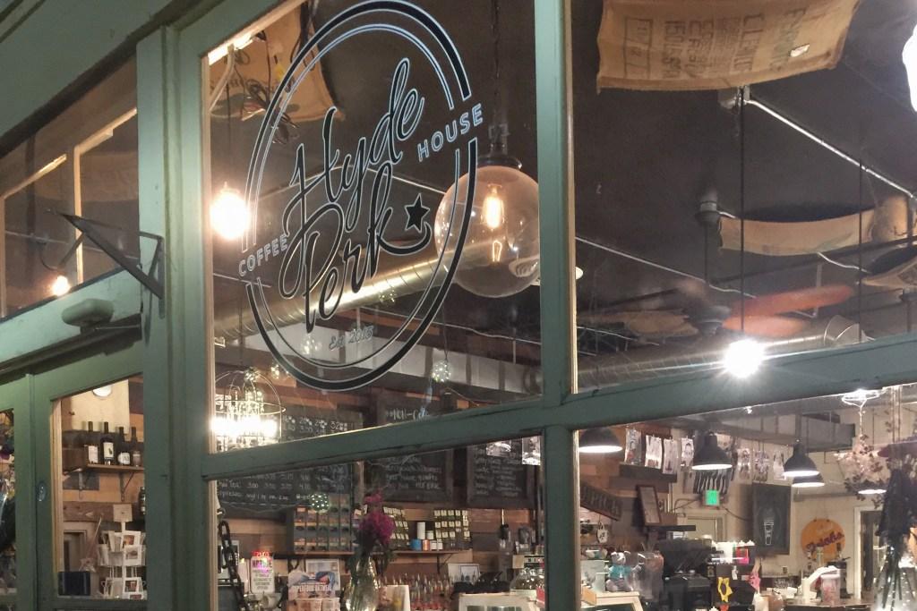Hyde Perk Coffee House Boise