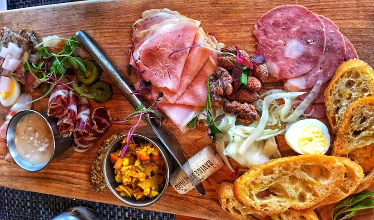 Charcuterie Board Ravine Vineyards NOTL