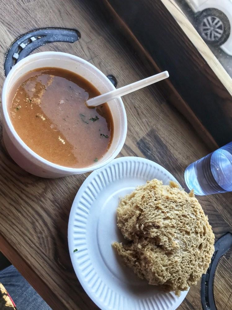 Unlimited Soup Restaurant in Reykjavik, Iceland Toddling Traveler