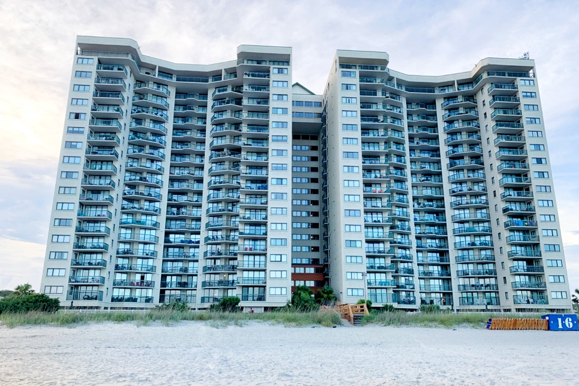 Ocean Bay Club Rental in North Myrtle Beach Family Vacation Toddling Traveler