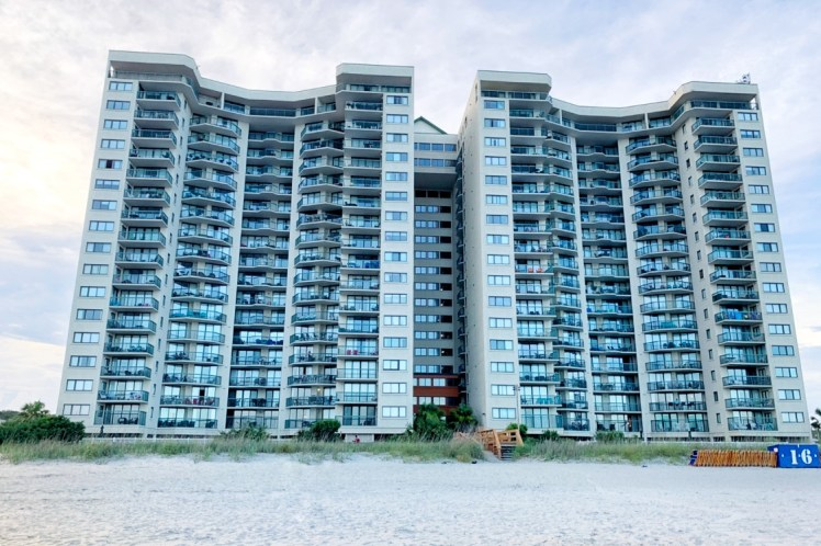 Ocean Bay Club Rental in North Myrtle Beach Family Vacation