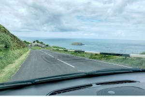 Driving on the Left Side of the Road in Northern Ireland Driving in Europe Toddling Traveler