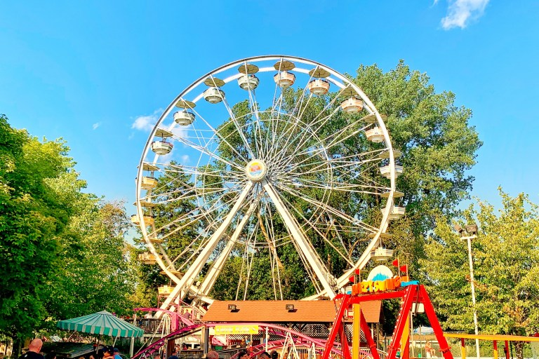 Waldameer and Waterworld Things to Do with kids in Erie Weekend Trip Toddling Traveler