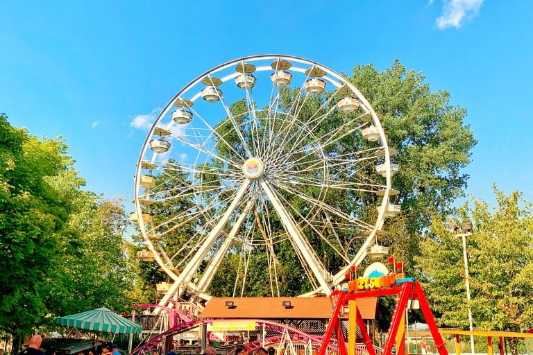 Waldameer and Waterworld Things to Do with kids in Erie Weekend Trip Toddling Traveler
