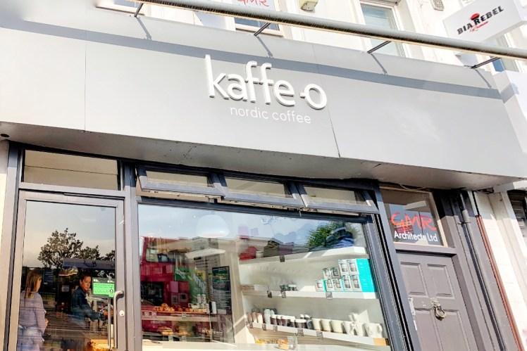 Kaffe O 24 Hours in Belfast Toddling Traveler