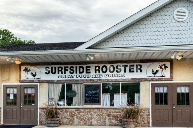 Surfside Rooster Kid Friendly Restaurants West Ocean City MD Toddling Traveler