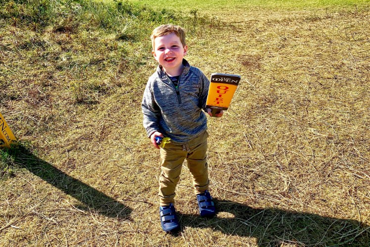 Tips for Visiting the Open Golf Tournament with a Toddler or Baby Toddling Traveler