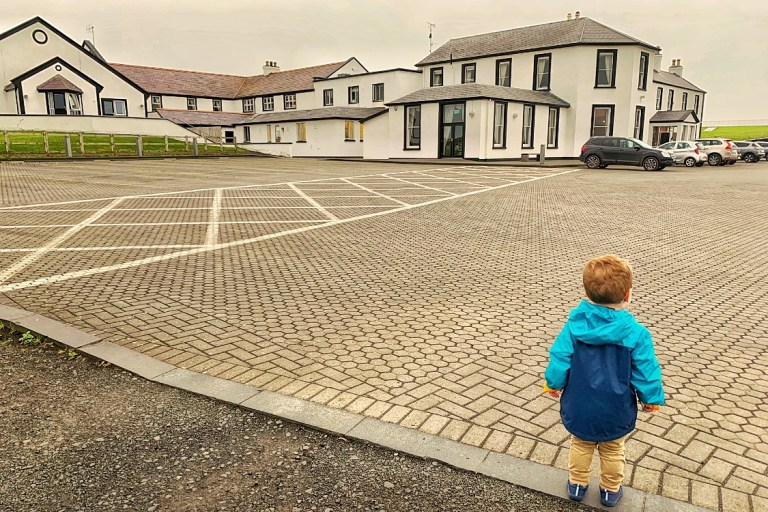 Causeway Hotel Kid-Friendly Restaurant Near Giant's Causeway Toddling Traveler