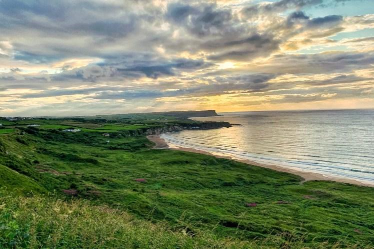 Coastal Route County Antrim Ireland Road Trip Toddling Traveler