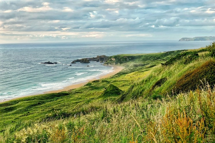 Driving Itinerary Northern Ireland Coast with Kids County Antrim Toddling Traveler