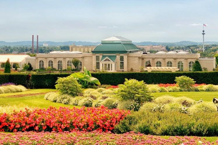 Hershey Gardens Visiting Hershey with Kids Toddling Traveler