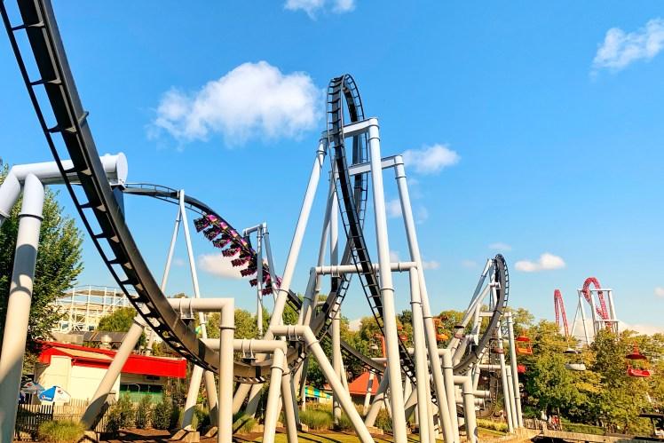 Hershey Park Roller Coasters Weekend in Hershey with Kids Toddling Traveler