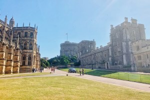 Windsor Castle Things to Do on a Long Layover in London with Kids Toddling Traveler