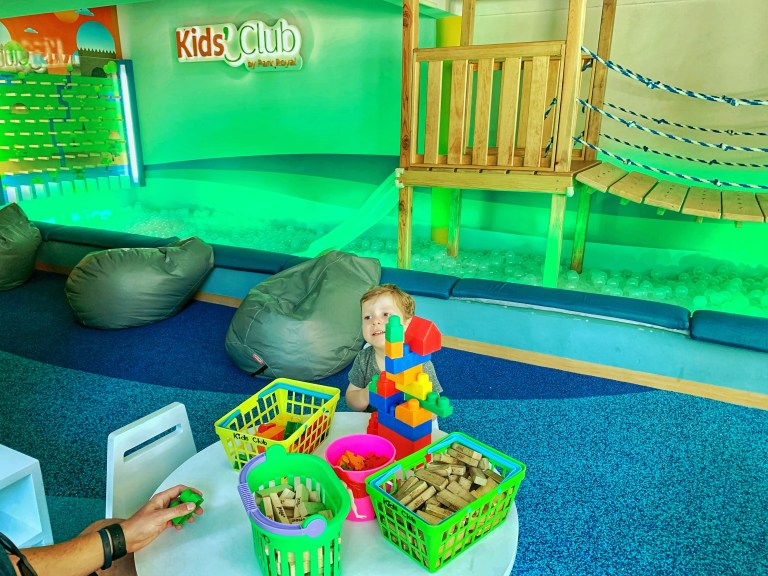 Cozumel Resort with a Kids Club at Grand Park Royal Cozumel Toddling Traveler