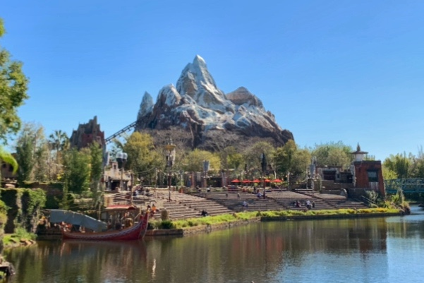 Best Ride at Animal Kingdom Everest Toddling Traveler