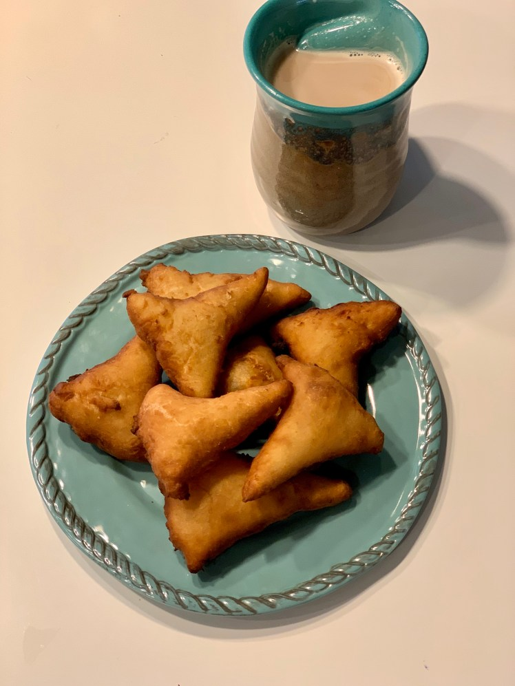 Mandazi Donut Recipe Travel From Home Toddling Traveler