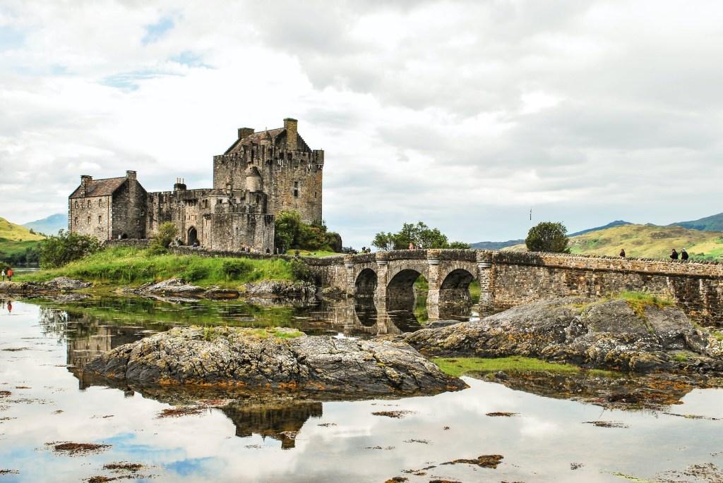 Scotland Virtual Travel Toddling Traveler