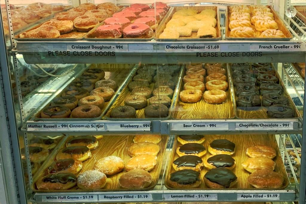 Sandbridge Seaside Market Best Donuts in Virginia Beach Toddling Traveler