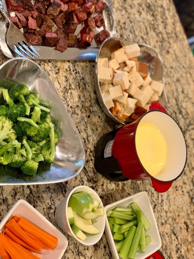Swiss Fondue Dinner Switzerland Virtual Travel