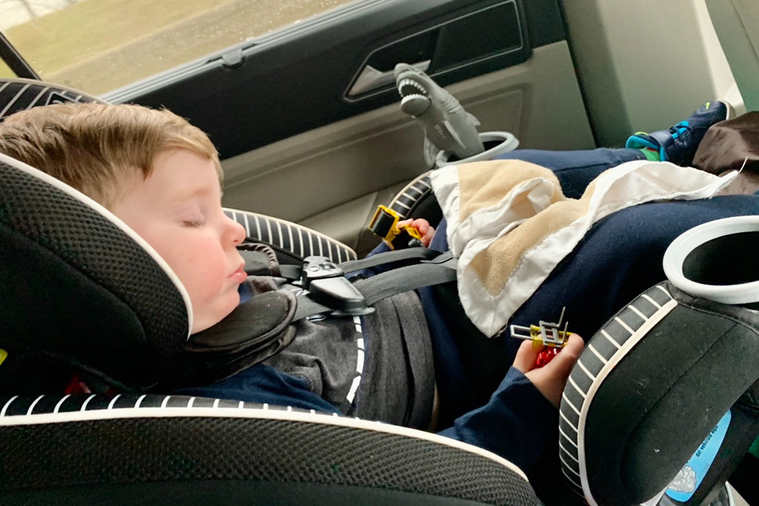 Best Time to Leave for a Road Trip with Toddler Toddling Traveler