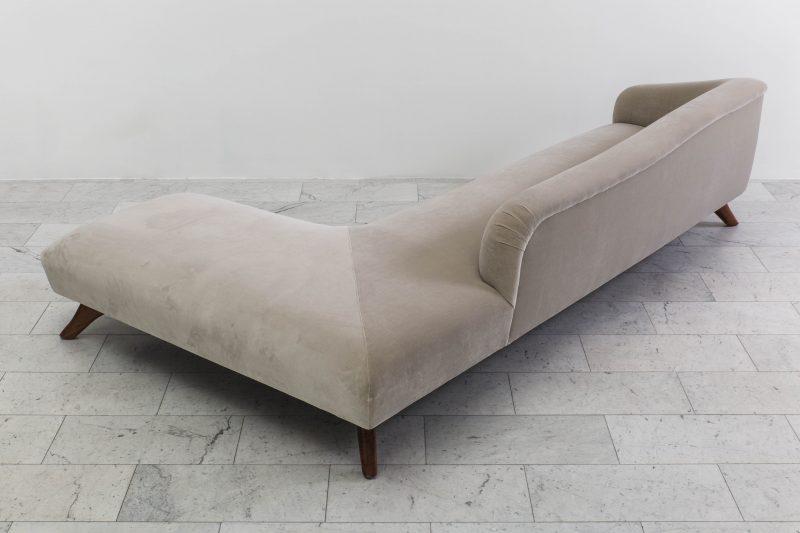 Vladimir Kagan ExtraLarge Custom Sofa USA Circa 1970s