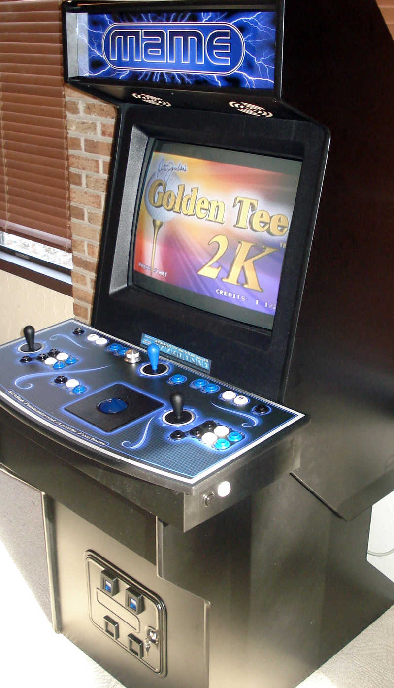 How To Make An Arcade Cabinet