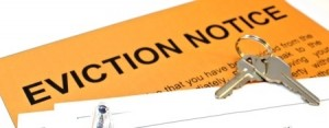 eviction notice after sheriff sale