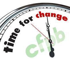cfpb time for change