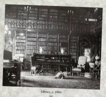 Biltmore House- 1st Floor- Library 1905 Estate
