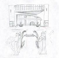 ©Todd Wheeler, Crane center redesign