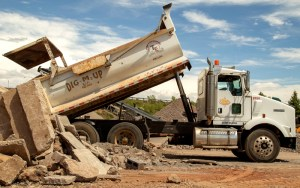 Todd's Excavating 10 Wheeler Dump Truck