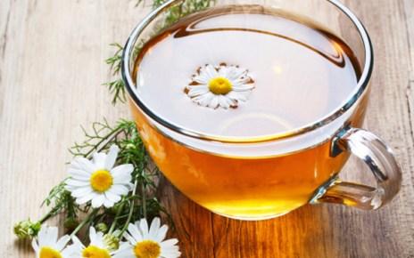 chamomile tea leaves