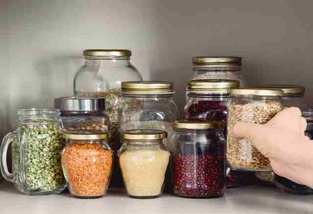 storing sprouting seeds
