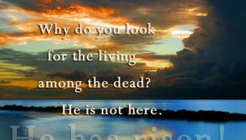 easter in heaven for