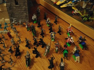 Assault Force-Cavalry Skirmish Right Side(Castle Left)