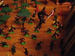 Assault Force-Left Side(Castle Right)