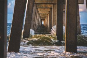 under-pier-water