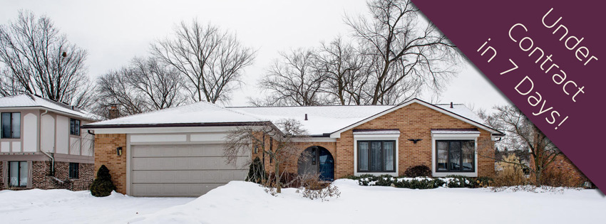 SOLD | 34283 Bretton Dr Livonia MI 48512 | Windridge Village Ranch