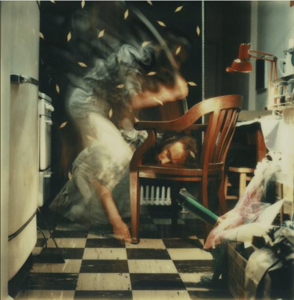 Lucas Samaras Photo-Transformation 1976