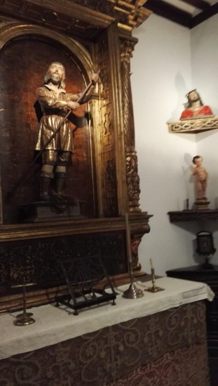 Salamalla ei saanut kuvalla, joten tämän parempaan ei känny ja minä pystynyt. San Isidro.