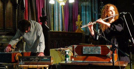 Concert: Zaimph, Bridget Hayden, Part Wild Horses, Sam McLoughlin
