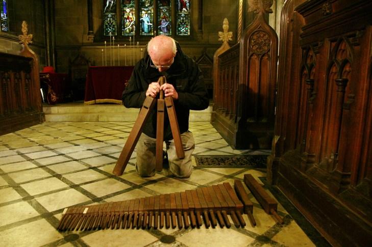 Mending the organ