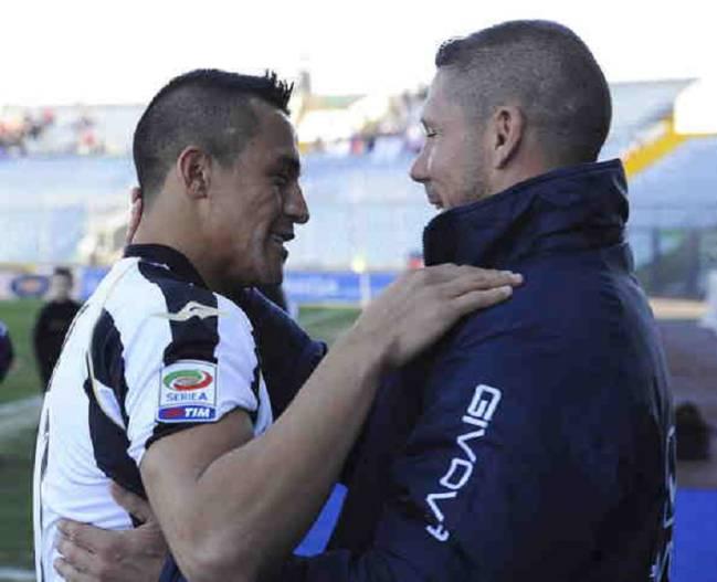 Daily Mail: 2 razones por las que Simeone estaría interesado en Alexis 1